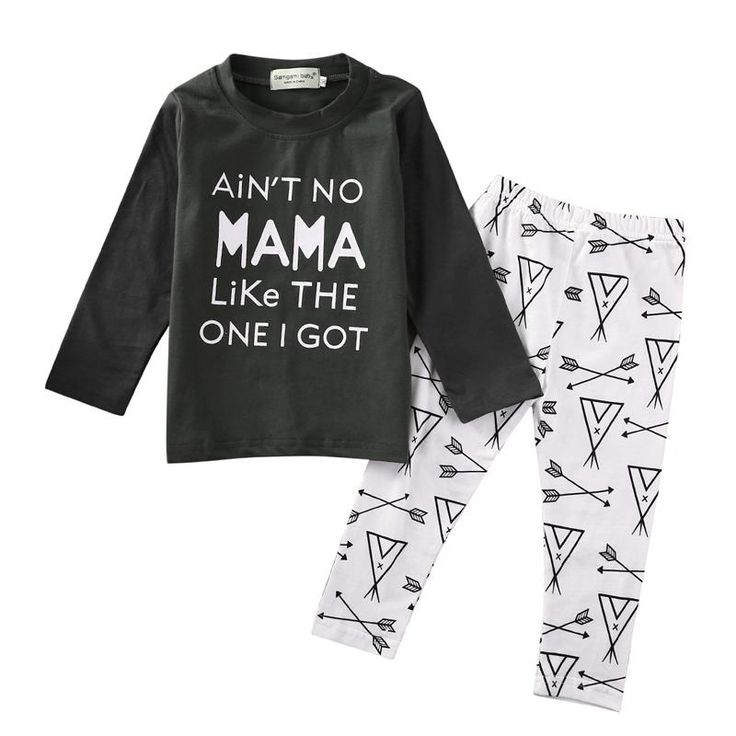 Ain't No Mama Like The One I Got Unisex Baby Outfit