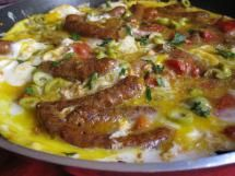 Top Recipe Picks for a Moroccan Breakfast: Sausage and Egg Tagine