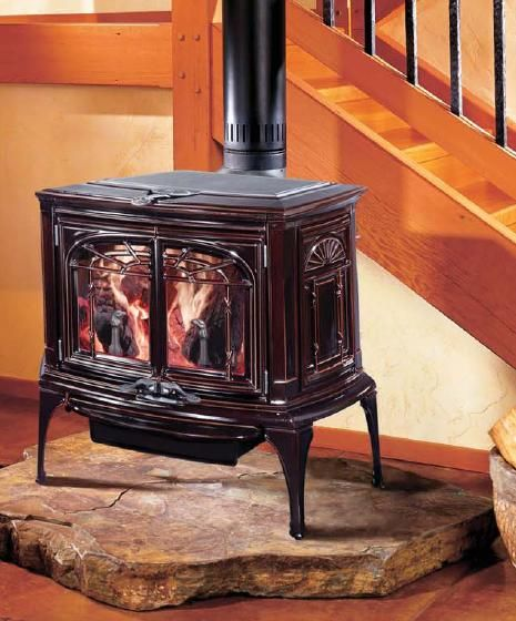 The 25 Best Gas Stove Fireplace Ideas On Pinterest Wood