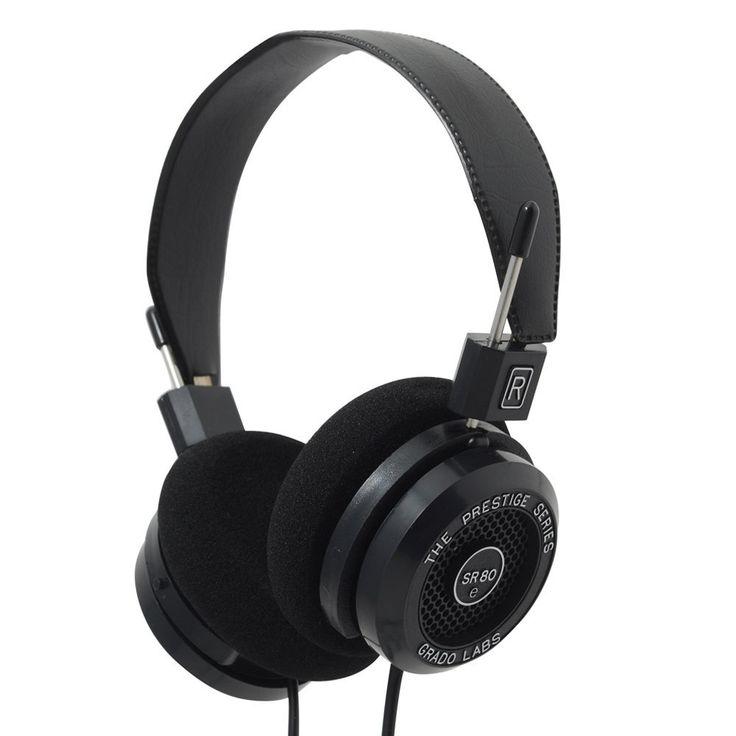 Grado Prestige Series SR80e Headphones: Amazon.ca: Electronics