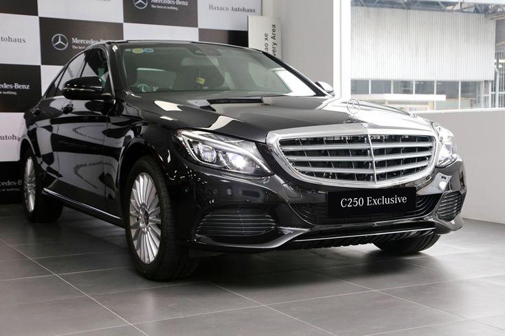Đánh giá xe Mercedes C250 Exclusive 2016 về ngoại thất