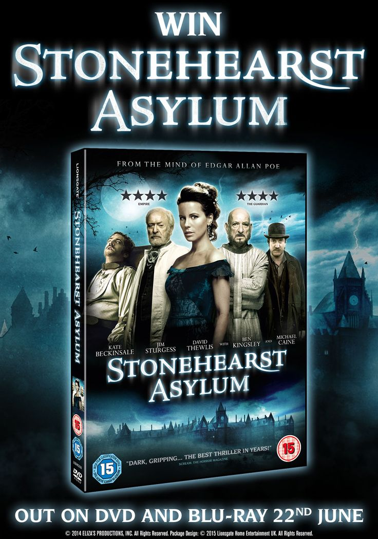 Win Stonehearst Asylum on DVD: