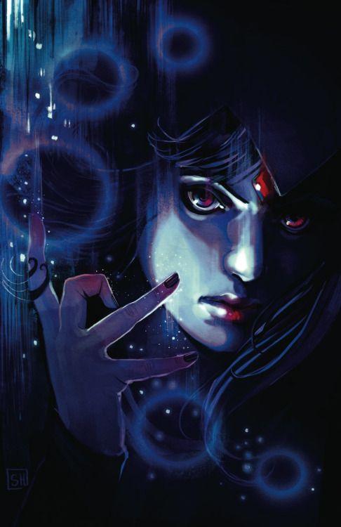 Raven #5 - Stephanie Hans