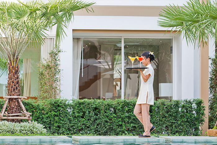 Luxury Accommodation Koh Samui | Lanna Samui | Boutique Hotels Koh Samui | Apartment Bangrak