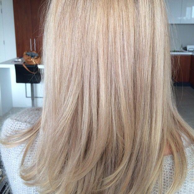 || Creamy Blonde ||
