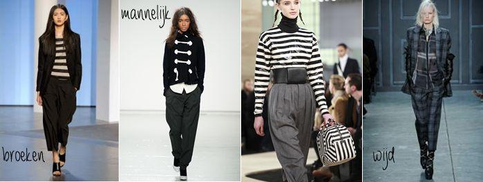mode trends herfst winter 2014/15: broeken