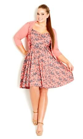 Play House Dress | Plus Size Dresses | OneStopPlus