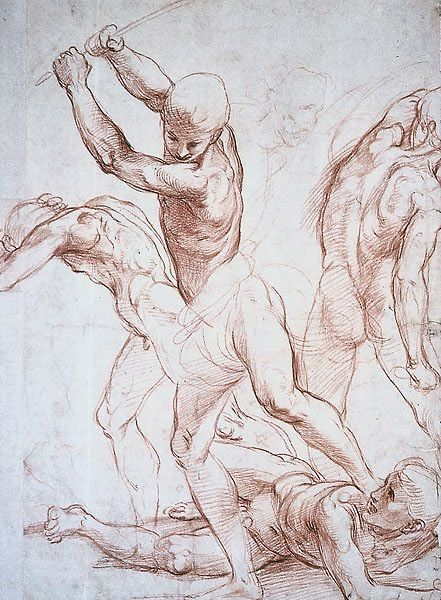 Raphael - Master Draftsman