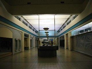 Beechmont Mall Cincinnati Ohio Dead Mall Abandoned