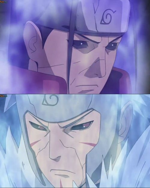 That Senju face™ °°°Hashirama, Tobirama °°°