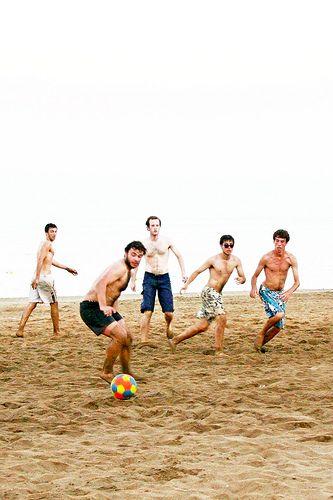 Futbol de platja | Barceloneta