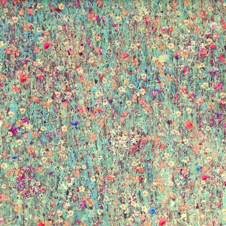 Liberty Interiors Fabric Floral Mawston Meadow Dew Cotton - Alice Caroline…