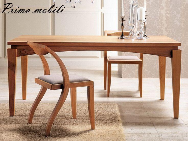 Итальянский обеденный стол Tablo Porada купить в Москве в Prima mobili