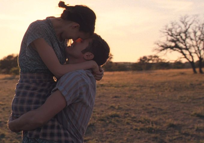 """""""Ain't Them Bodies Saints.""""  Amazing cinematography and music. @Rachel Frankenfeld: Annika played on the soundtrack!"""