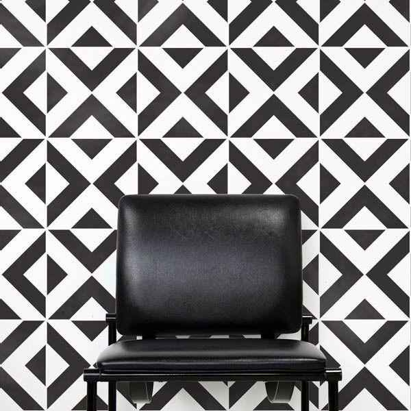 Geometric Moroccan Wall Stencils & DIY Floor Stencils | Royal Design Studio