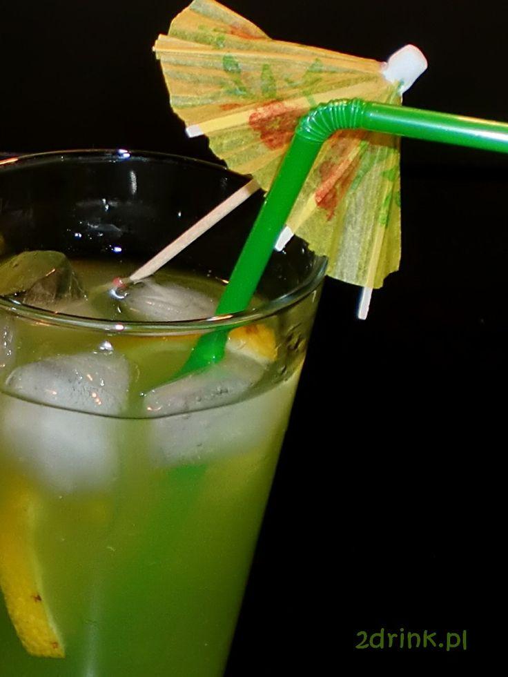 """Soki z serii """"owoce świata"""" świetnie nadają się do robienia prostych i tanich drinków. Sok kaktusowy to mój ulubiony – właściwie z każdym alkoholem będzie dobrze smakował i piękni…"""