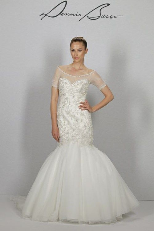 Dennis basso gown included in october 7th sample sale for Kleinfeld wedding dresses sale