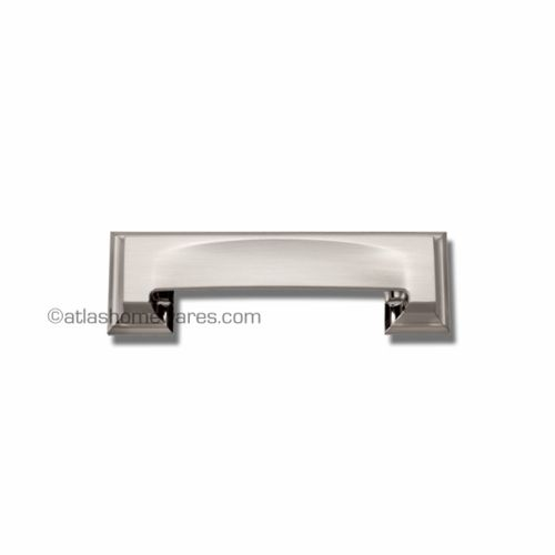 sutton place cup pull 3 inch cc find this pin and more on cabinet hardware by archie475 brushed nickel