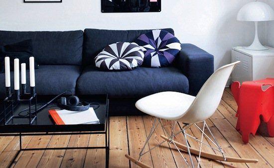 Black Coffee Table | Living Room