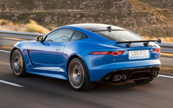2016 Jaguar F Type Svr Driven Review The Fastest Cat Of All Autos Coches Jaguar