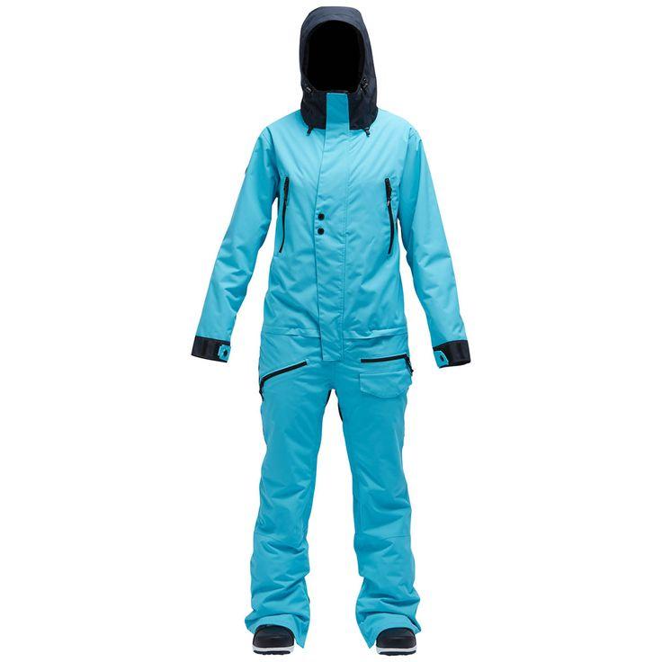 Air Blaster, Women's Insulated Freedom One-Piece Snow Suit - Spor