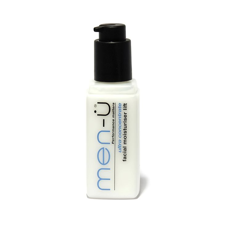 Men-U has designed an aftershave and moisturiser in one. Its light non-greasy formula soothes, hydrates and reduces redness post shave.