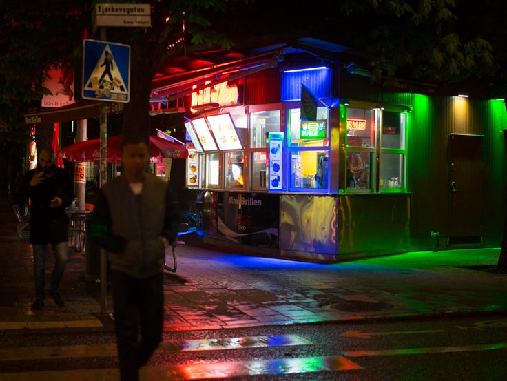 Stockholm in neon 4