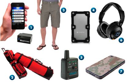 Gadgets for Dad #Travel
