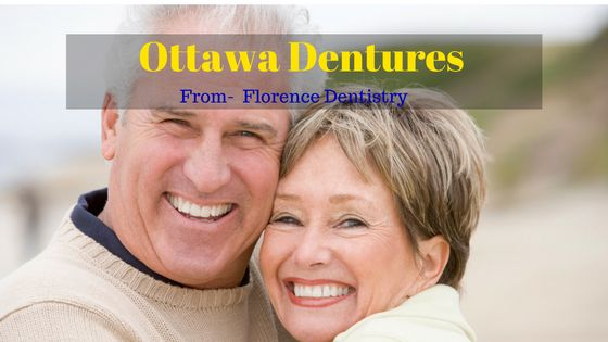 When a person is missing teeth, he or she may experience a variety of problems. The person may become less confident in their smile and have difficulty speaking and eating certain foods. Dentures are appliances that are custom made to replace a person's missing teeth and restore the appearance and oral functions that were lost, for more information see- http://www.slideboom.com/presentations/1616601/Ottawa-Dentures-from-Florence-Dentistry