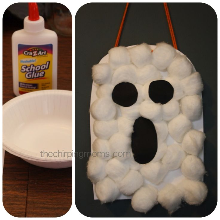 halloween projects for the kids - Halloween Printable Crafts For Kids 2