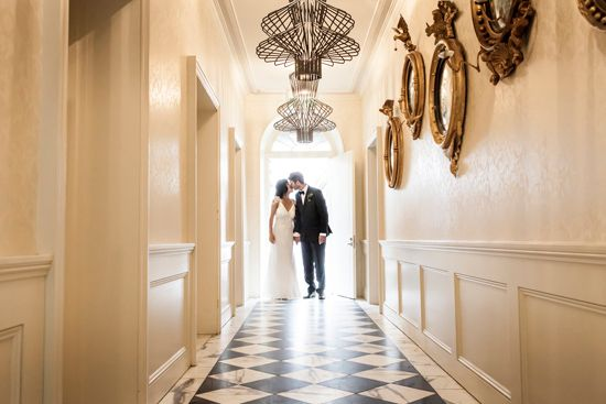 Mientze and Ben's Gorgeous Dunbar House Wedding   Styling and Planning by Ruffles & Bells