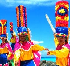 """COLOMBIA   CARNAVAL DE BARRANQUILLA. 4 FEB 2013 - """"El Carnaval de Barranquilla ya tiene Rey momo"""". (RADIO NACIONAL DE COLOMBIA)."""