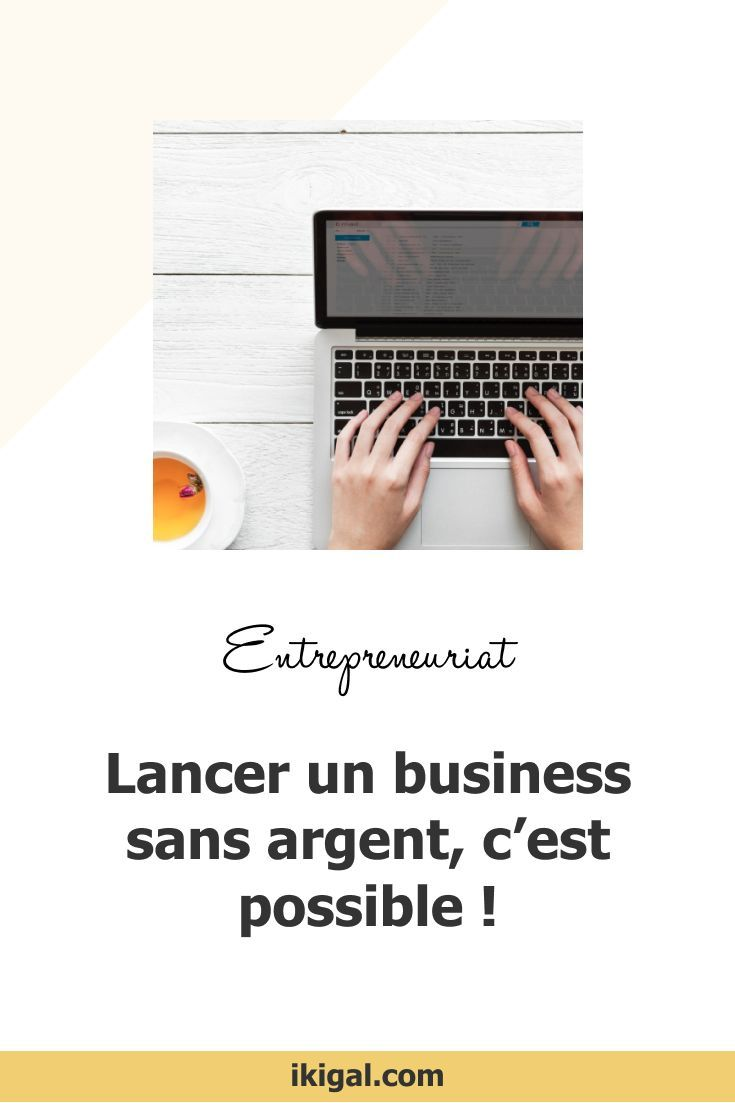 Epingle Sur Entrepreneur Creer Et Gerer Son Entreprise
