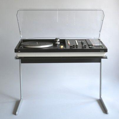 Braun audio 308 / kangaroo stand