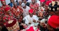 Awka- NOTABLE Igbo people including the President General of the apex Igbo socio political organization Ohaneze Ndigbo Chief Nnia Nwodo former coordinator of Ohaneze chairmen in the seven Igbo speaking states Dr. Chris Eluemunoh and others have again reminded Igbo that the battle facing them in Nigeria required application of diplomacy and not through gun or by protesting on the streets. They spoke at the 2018 Igbo International Leadership and Good Governance Retreat organized by the World…