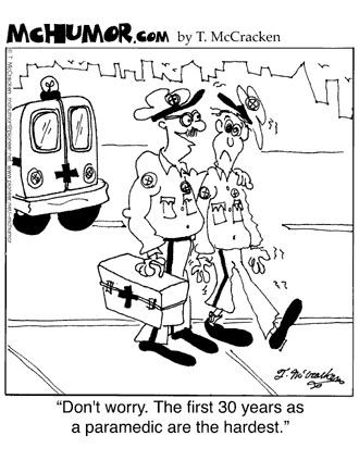 #Paramedic humor