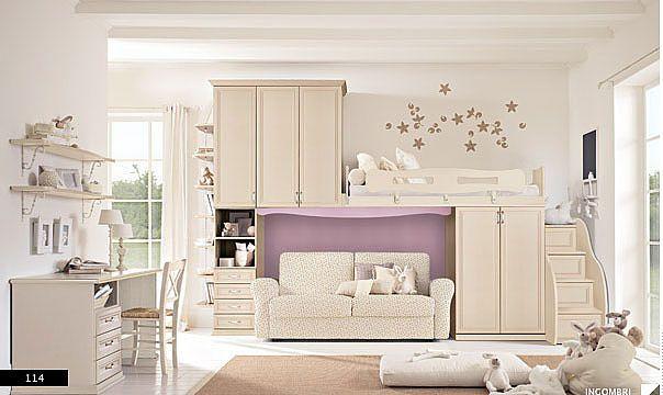 Παιδικό-Εφηβικό δωμάτιο Arcadia 114 Παιδικά δωμάτια, Εφηβικά Δωμάτια,Πλήρη…