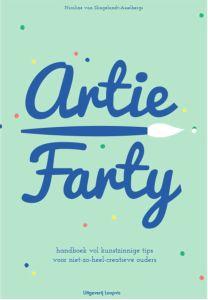 Artie Farty – Nicoline van Slingelandt-Asselbergs   Uitgeverij Loopvis