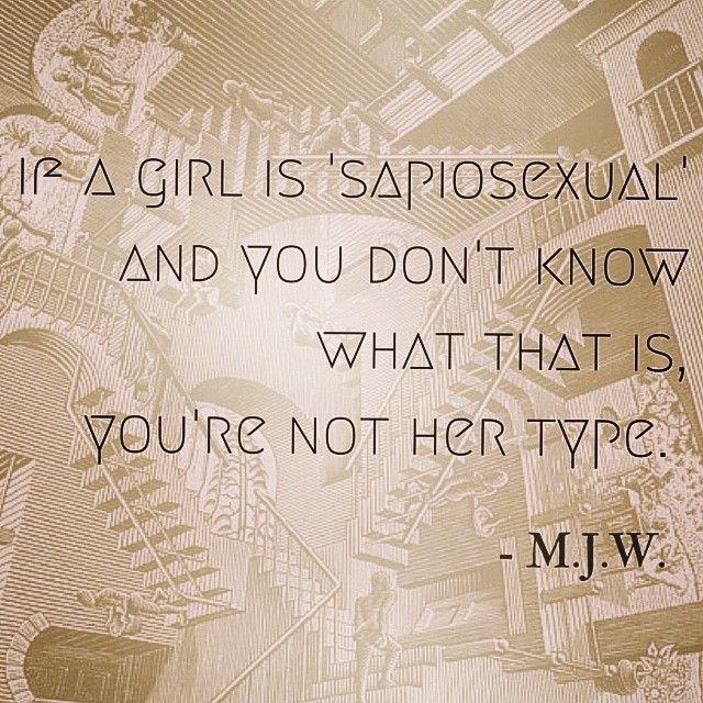 "Definitely me #intelligence #women #choices #whatshesaskingfor #shesaskingforit #spaiosexual #manadvice…"""