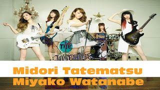 Midori Tatematsu Miyako Watanabe: Lovebites new Female Heavy Metal Band from Tokyo Japan EP available   Midori Tatematsu Miyako Watanabe: Lovebites new Female Heavy Metal Band from Tokyo Japan. 25 Aug THE LOVEBITES EP  Out now! Wow a Japanese girl band playing power metal! And doing a great job! A big thumbs up and metal horns!!  Timo Kotipelto (STRATOVARIUS) Amazing output by really talented girls who definitely have the potential to gain worldwide fame with music like this.  Hansi Kürsch…