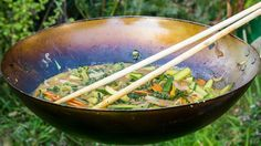Chinapfanne mit Hoisin-Sauce on http://derbiokoch.de