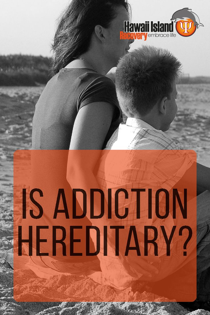 The Study of Family Addiction  | www.hawaiianrecovery.com | #addiction #recovery…