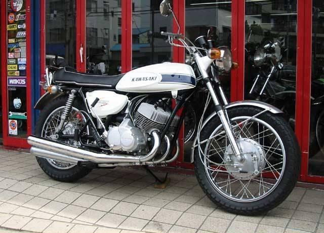 500SS, Kawasaki