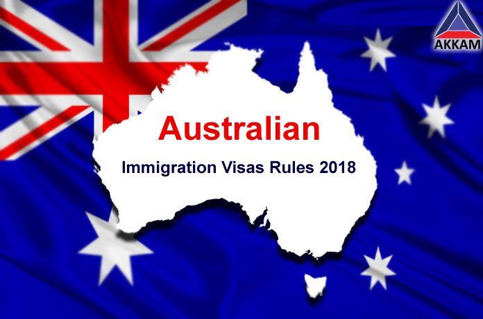 Australian Immigration Visas Rules Changes In 2018 Visa