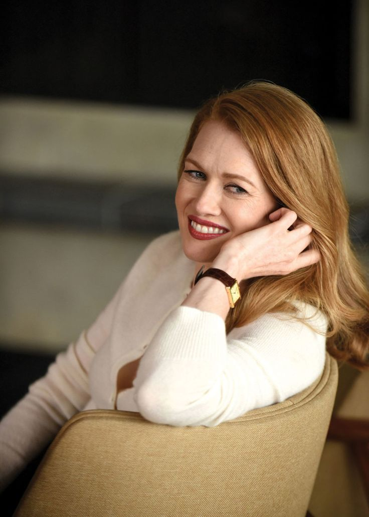 Mireille Enos, The Eyes of March.