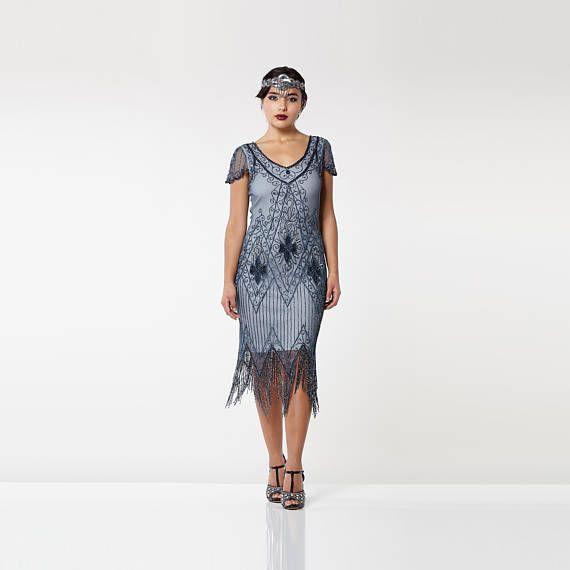 7 best Kjólar images on Pinterest   20s flapper, Flapper dresses and ...
