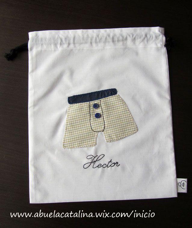 17 mejores ideas sobre bolsa para ropa en pinterest - Bolsas para ropa ...