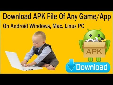 How To Download Android APK Files From Google Play Store On