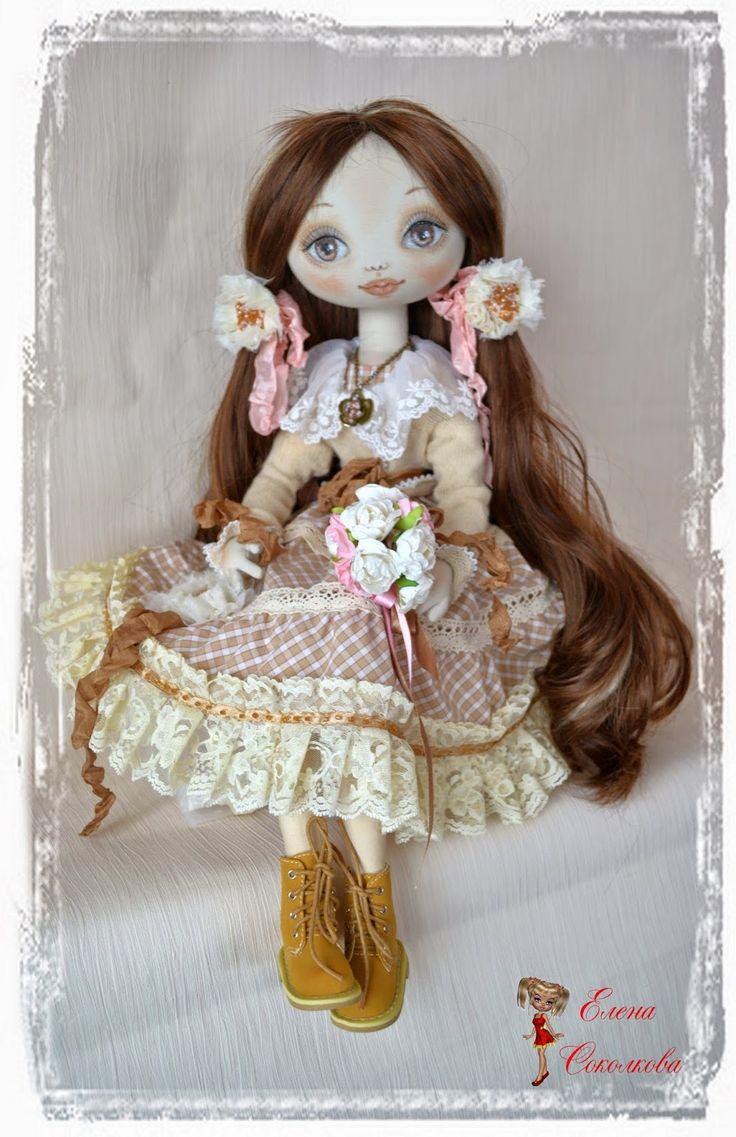 Soul of a rag doll: Марта