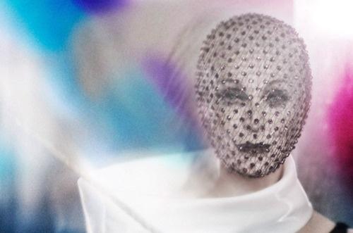 Beautiful alien